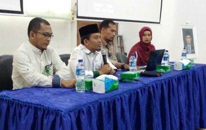Pelatihan Pemanfaatan Fasilitas Perpusnas Fakultas Agama Islam
