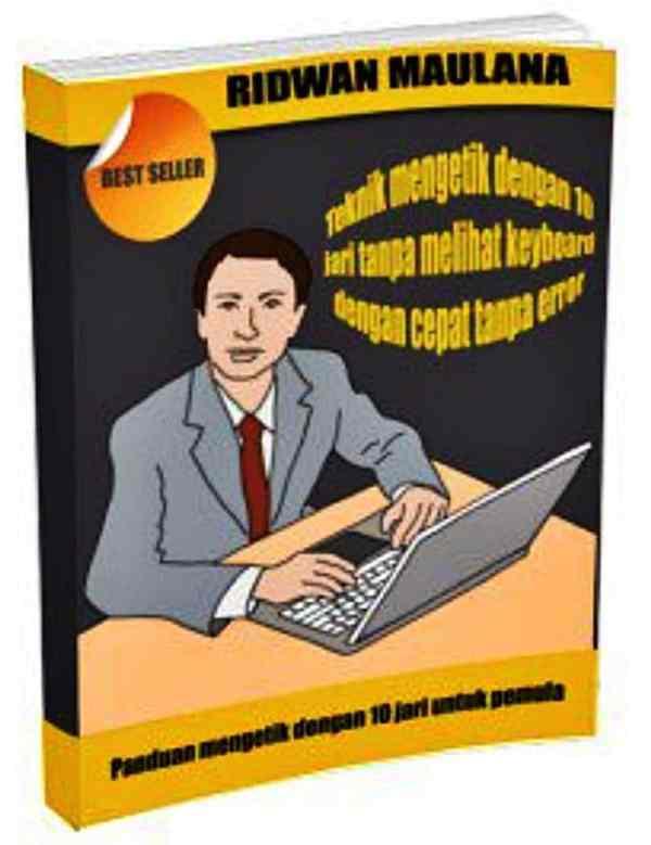 e-book panduan mengetik