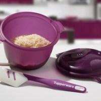 Présentation : Le cuiseur à riz micro-ondes
