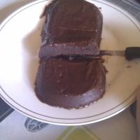 Recette : Fondant tout chocolat express dans le cuiseur solo micro-ondes.