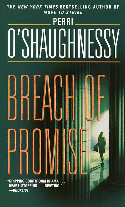Breach of Promise Book Cover