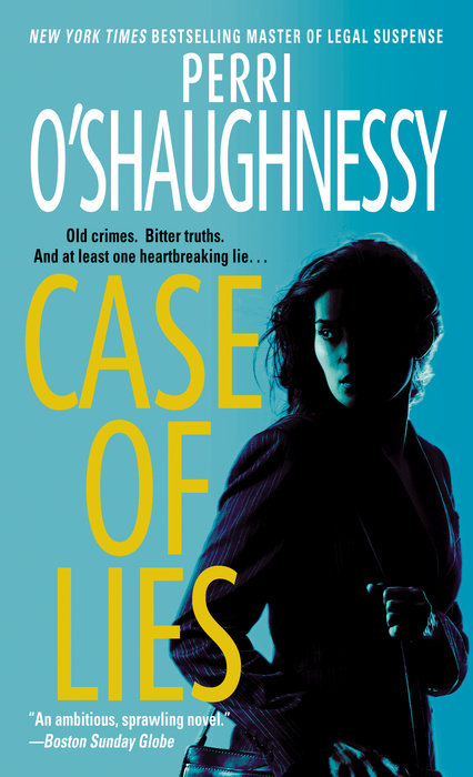 Case of Lies Book Cover