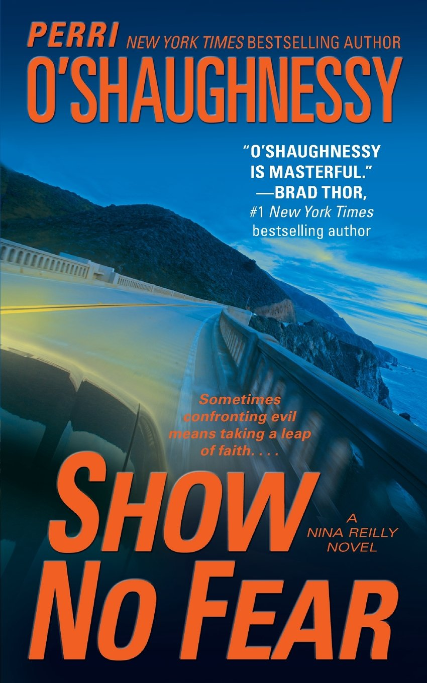 Show No Fear Book Cover