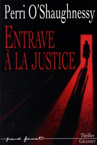 Obstruction of Justice French Edition Original Paperback