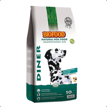Biofood 10kg Diner Hond