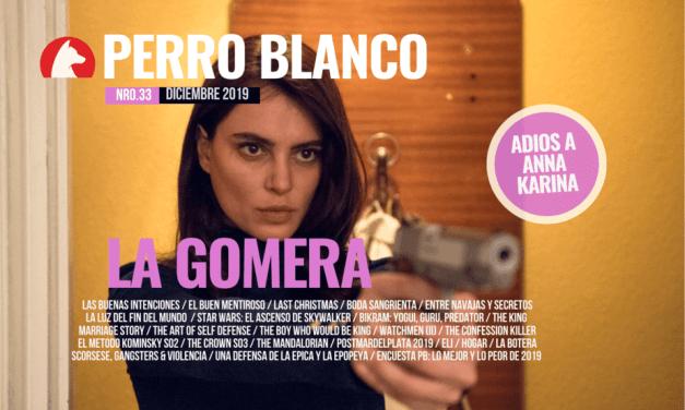 PERRO BLANCO | NÚMERO 33 |DICIEMBRE / 19