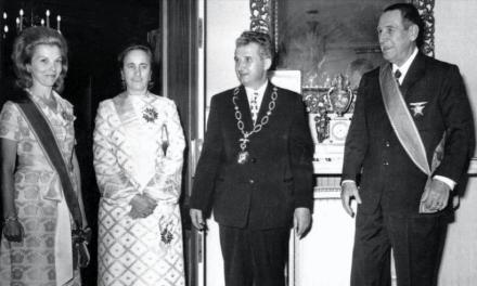Autobiografía de Nicolae Ceausescu (Andrei Ujica, 2010)