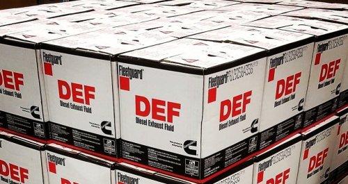 Cummins Fleetguard Diesel Exhaust Fluid