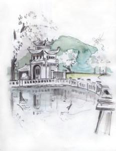 pagode Hoa lu