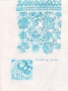 Un azuleijos du couvent