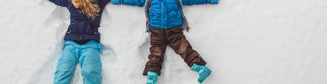Why Your Kids Should Play Outside This Winter