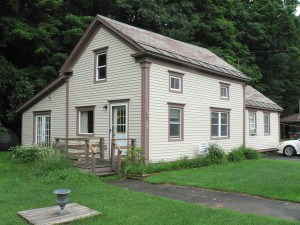 perry hill cottage, battenkill cottage