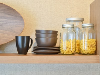 Organize Your Kitchen Pantry With Clever Storage