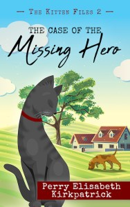 The Kitten Files #2: The Case of the Missing Hero Image