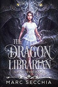 The Dragon Librarian Image