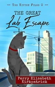 The Kitten Files #0: The Great Lab Escape Image