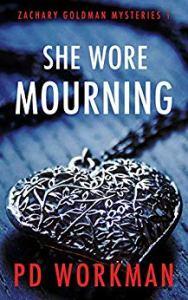 She Wore Mourning Image
