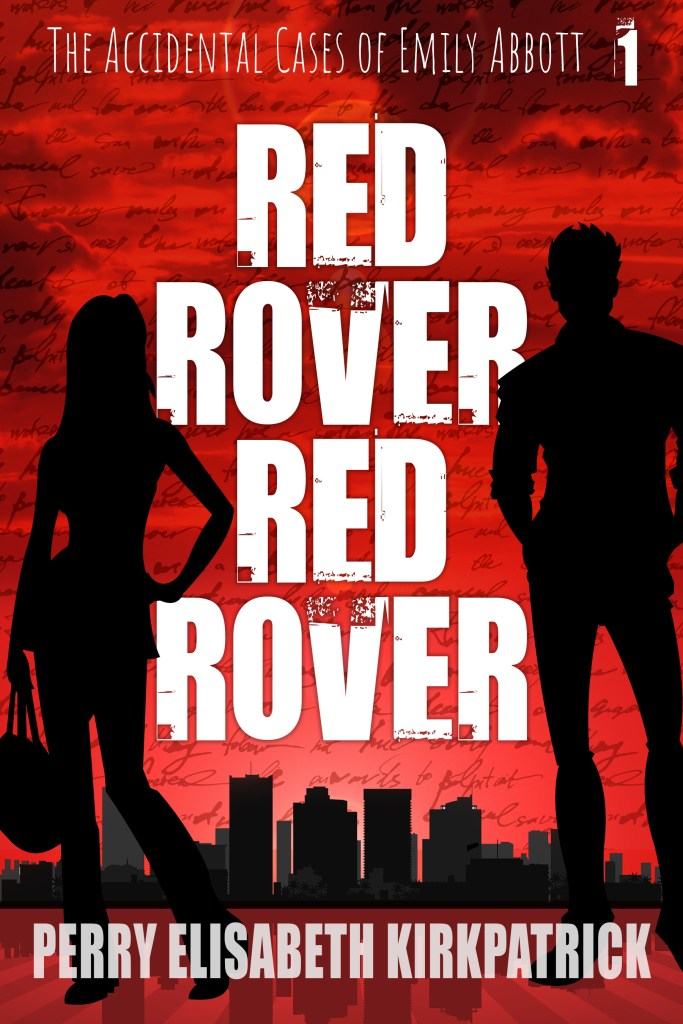 Book Cover: Red Rover, Red Rover
