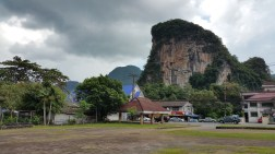 Karst in Phang-na, Thailand