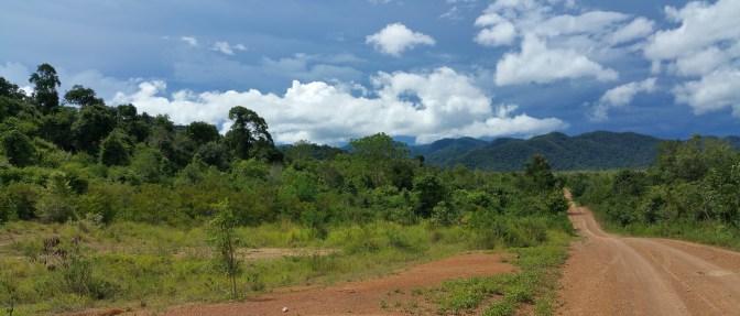 Kui Buri National Park, in Prachuap Khiri Khan Province, Thailand