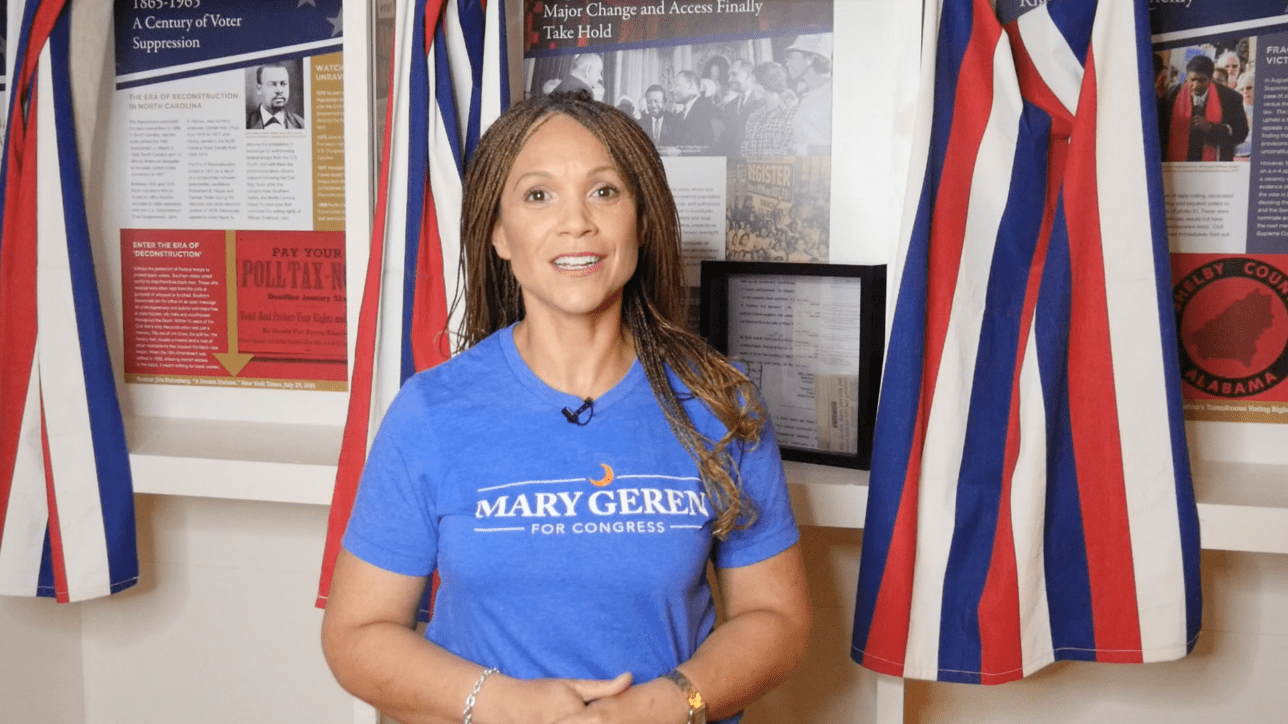 Mary Geren for Congress