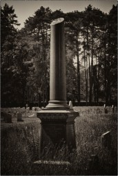 Brookwood Broken Column 1