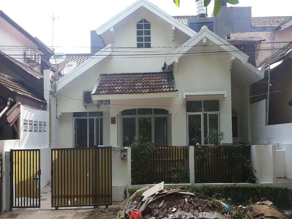 renovasi rumah bintaro mandar 10