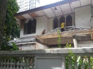 Renovasi Rumah di Permata Hijau, Jakarta
