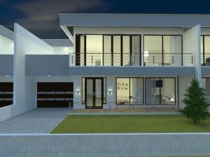 Desain Rumah 4c