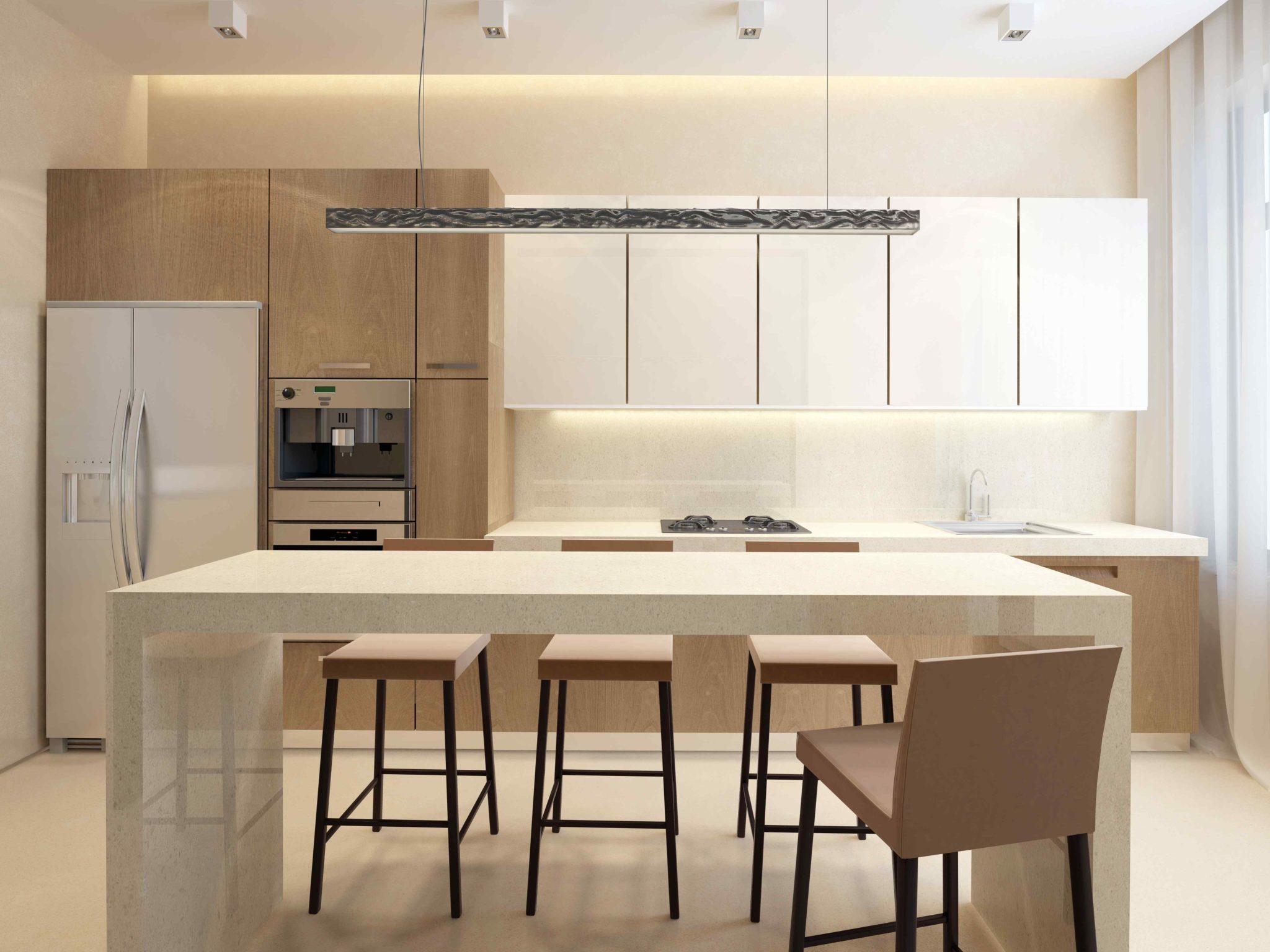 Desain Rumah : Menyatukan Dapur dan Ruang Makan