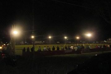 Lapangan Tapa saat Lebaran Hari Raya Ketupat