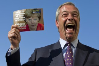 FARAGE | LAUGHABLE