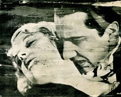 Andy Warhol's The Kiss