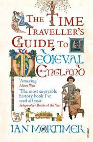 Cover of Time Traverl's Guide to Medieval England
