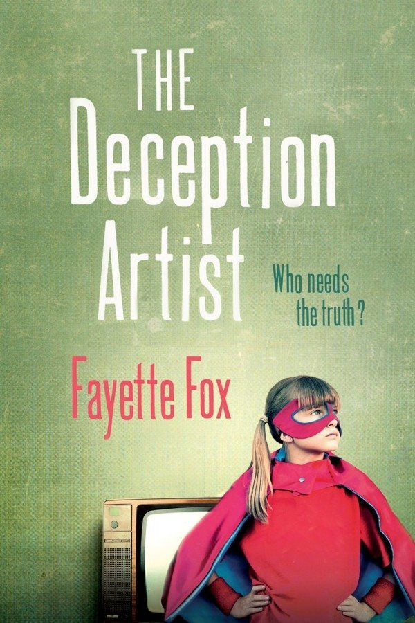 Cover of The Deception Artist by Fayette Fox