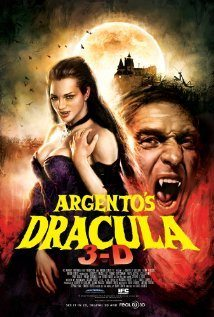 Poster for Dracula 3D