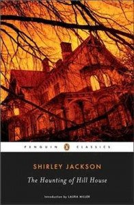 Cover for Penguin Classic edition of The Haunting of Hill House by Shirley Jackson