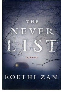Cover for The Never List
