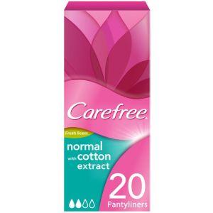 Carefree فوط يومية – 20 قطعة