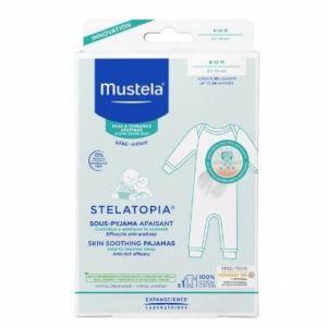 موستيلا ستيلاتوبيا بيجامة مهدئة للبشرة 6-12 شهر