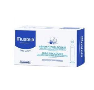 موستيلا بيبي محلول ملحي فسيولوجي للعيون والأنف - 20 × 5 م