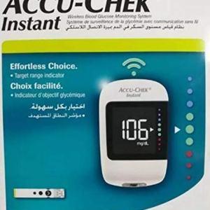 Accu Chek Instant جهاز قياس سكر