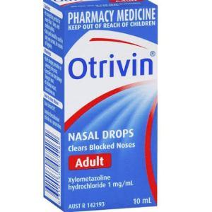 اوتريفين نقط للأنف للكبار 15 مل