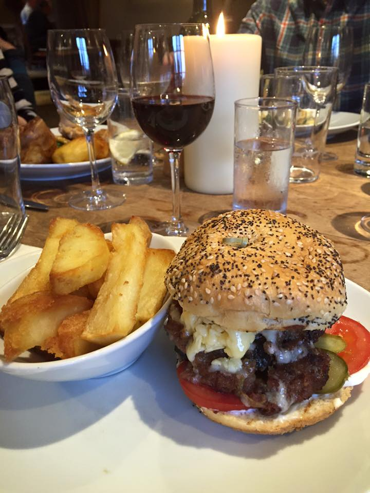 Beer Burger from December 2015 visit