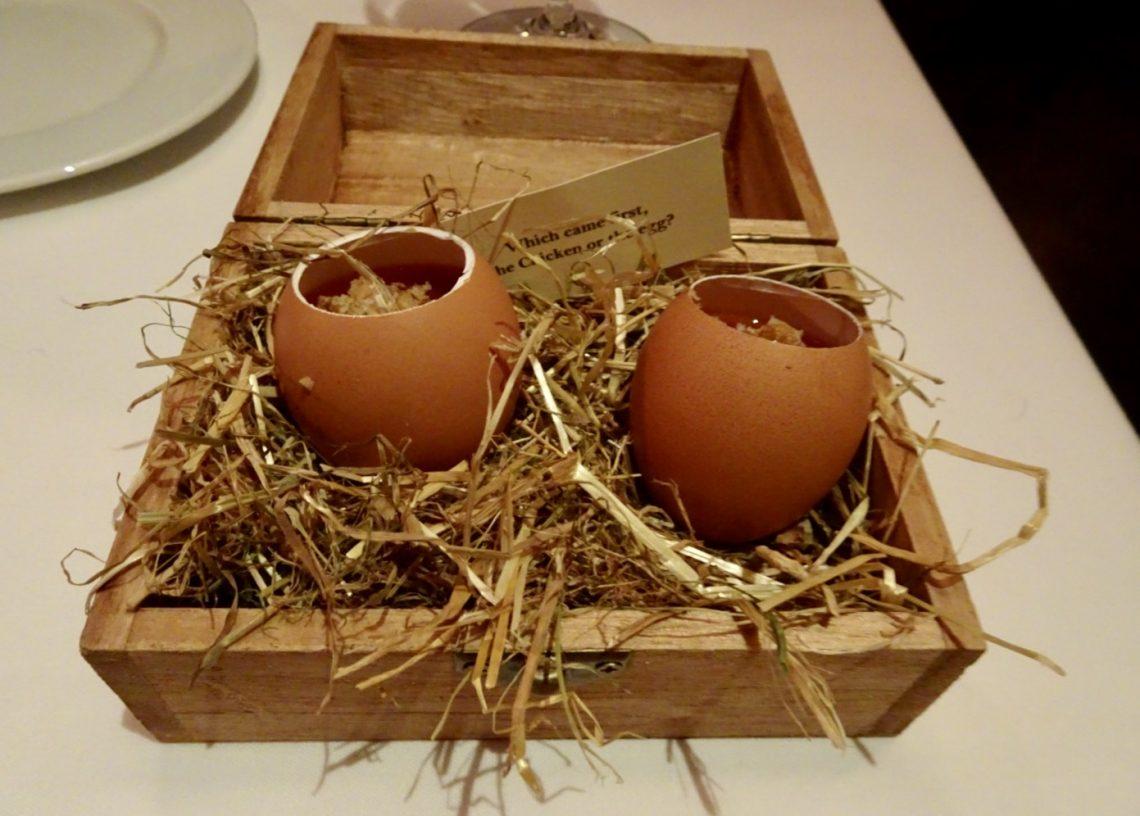Chicken Liver Amuse Bouche