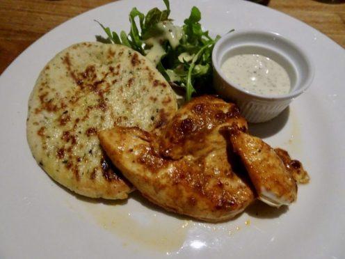 Grilled Chicken Tikka - Starter