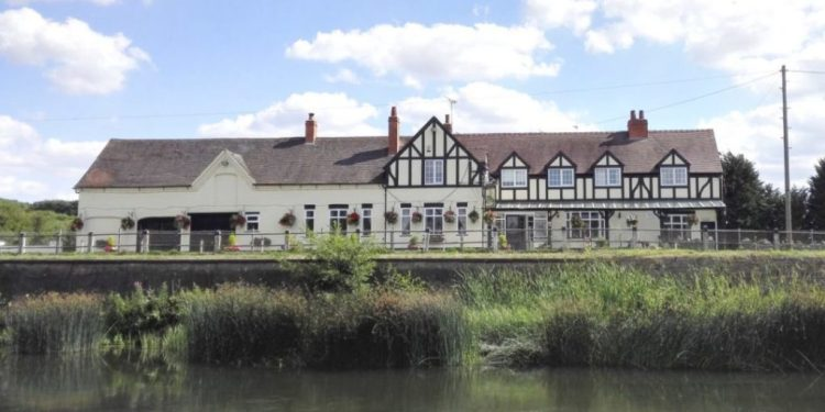 Fish and Anchor Offenham