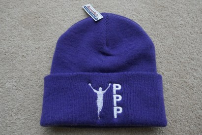 Embroidered PPP Hat