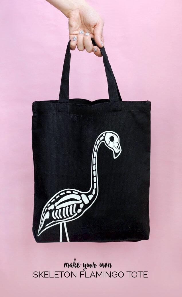 flamingo-skeleton-tote-1