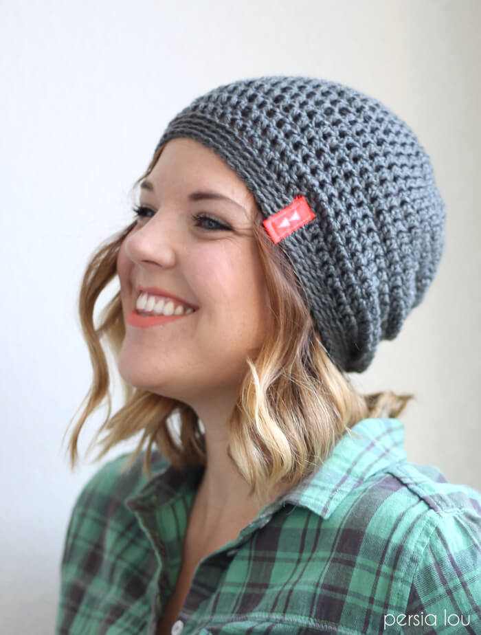 simple slouch hat 3